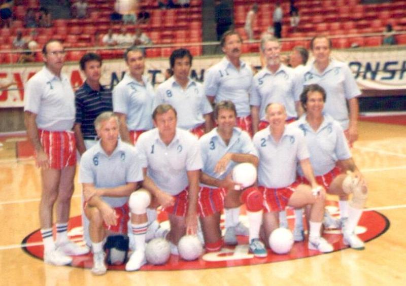 1988 USAV National Championships