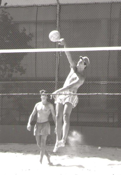 1988 Club VB Doubles Championship 7-31-1988