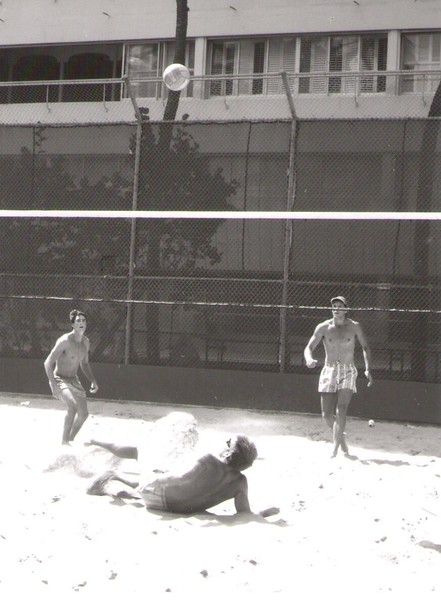 1988 Summer Volleyball
