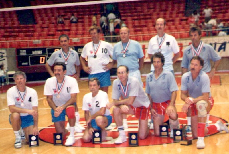 1988 USAV National Championship All-Americans