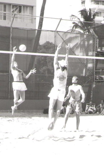 1988 Duke Kahanamoku Men's State VB Championships 8-28-1988