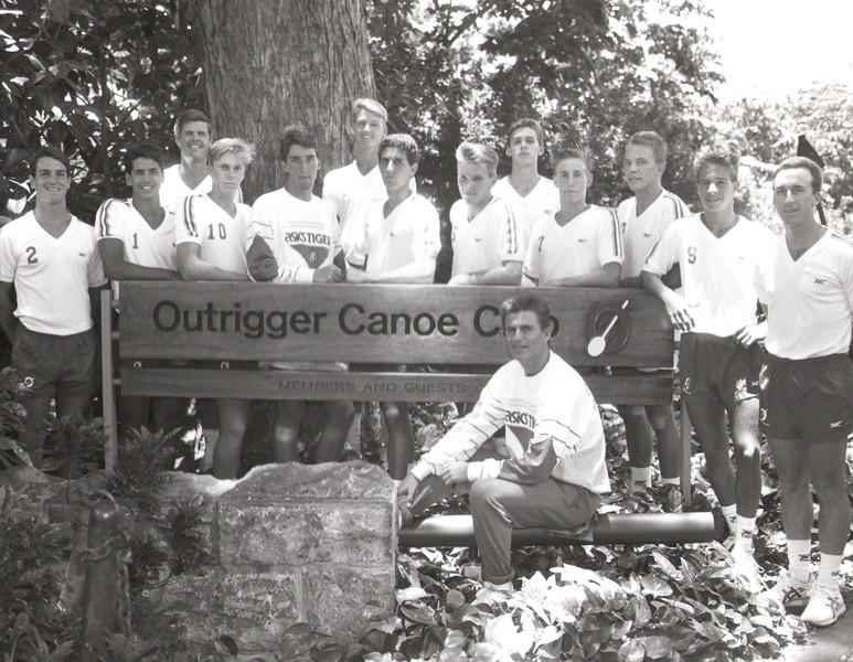 1988 OCC Boys 18 Volleyball Team