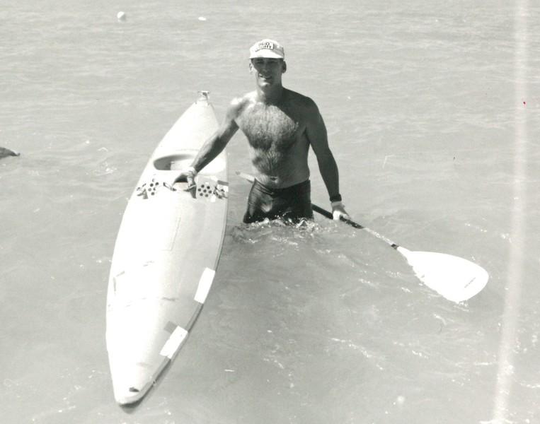 1988 Winter Ocean Kayak Race