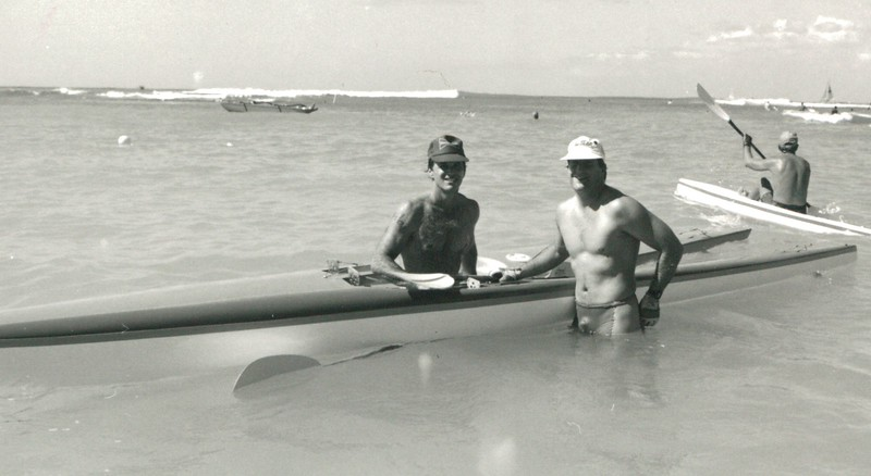 1988 Winter Ocean Kayak Race