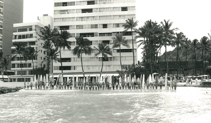 1988 Cline Mann 5K Paddleboard Race