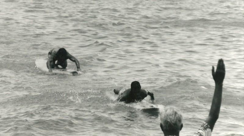 1988 Summer Surf Paddleboard Race