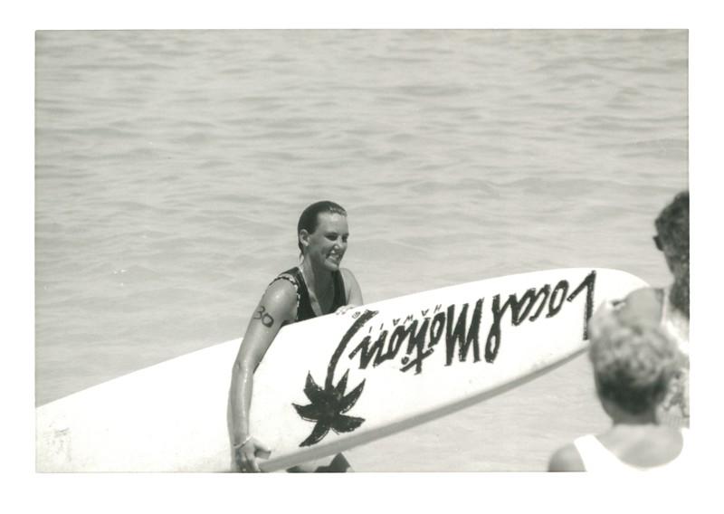 1990 Summer Surf PB Race