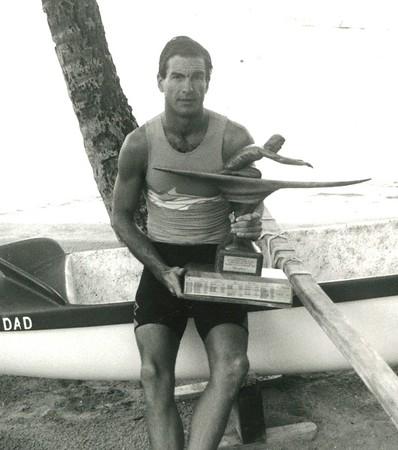 13th Annual Waikiki Ocean 10K PB Race 12-29-1990
