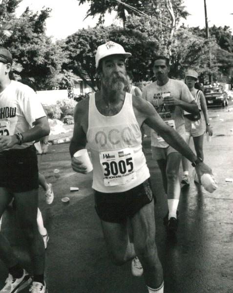 1990 Honolulu Marathon