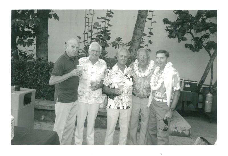 1990 Bourbon League  Reunion