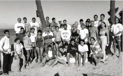 1990 Castle Swim 11-25-1990