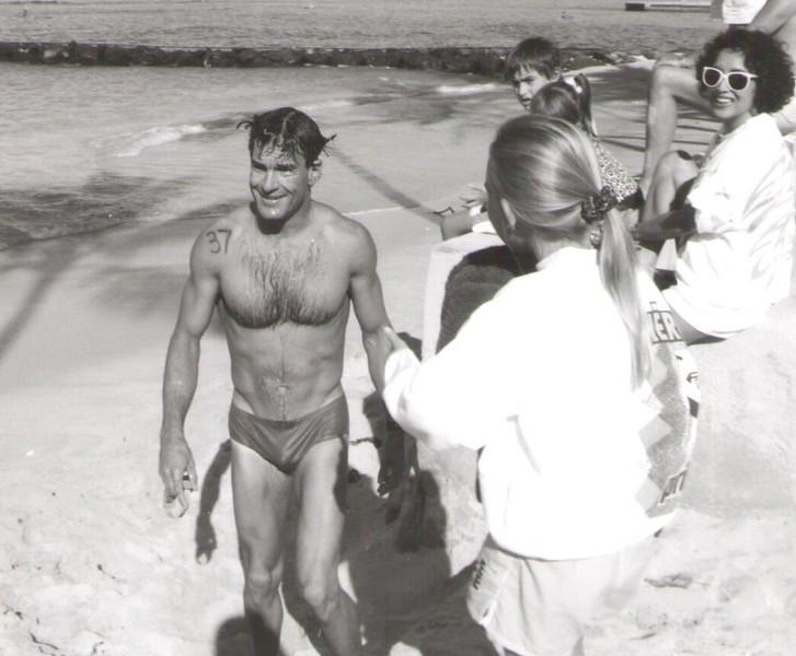 1990 Castle Swim