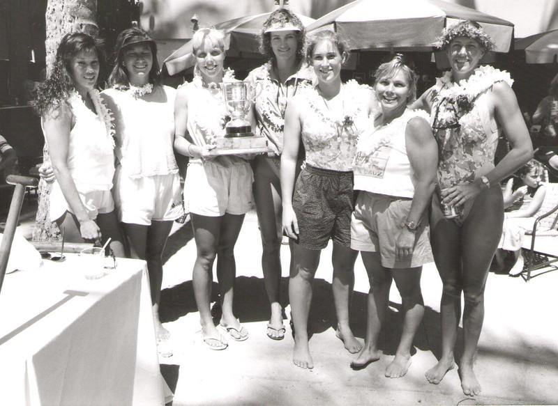 1990 Dad Center Long Distance Race