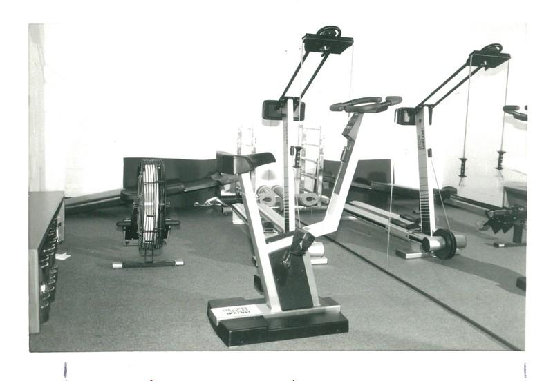1990 Fitness Center Challenge Board