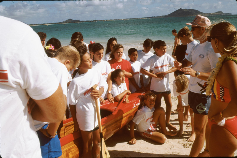 1990 Kamehameha Regatta