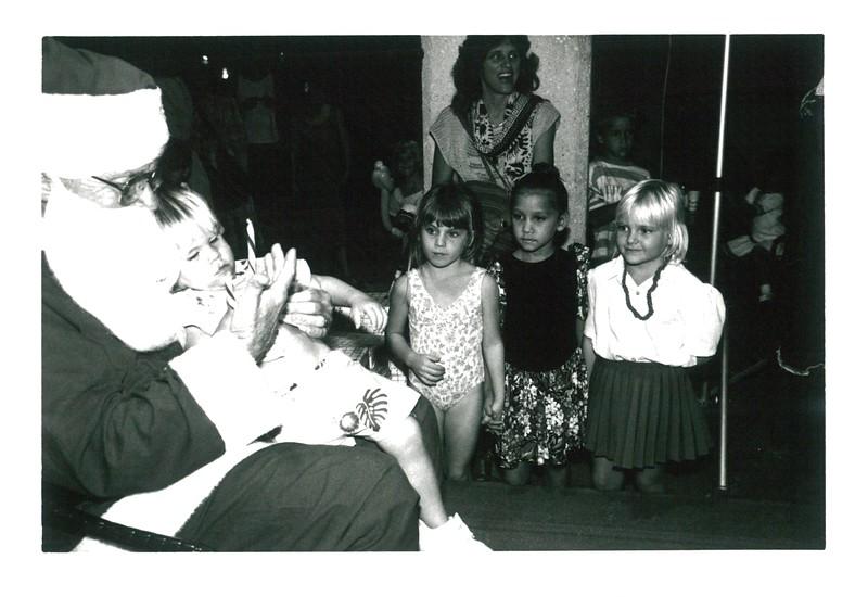 1990 Keiki Christmas Party