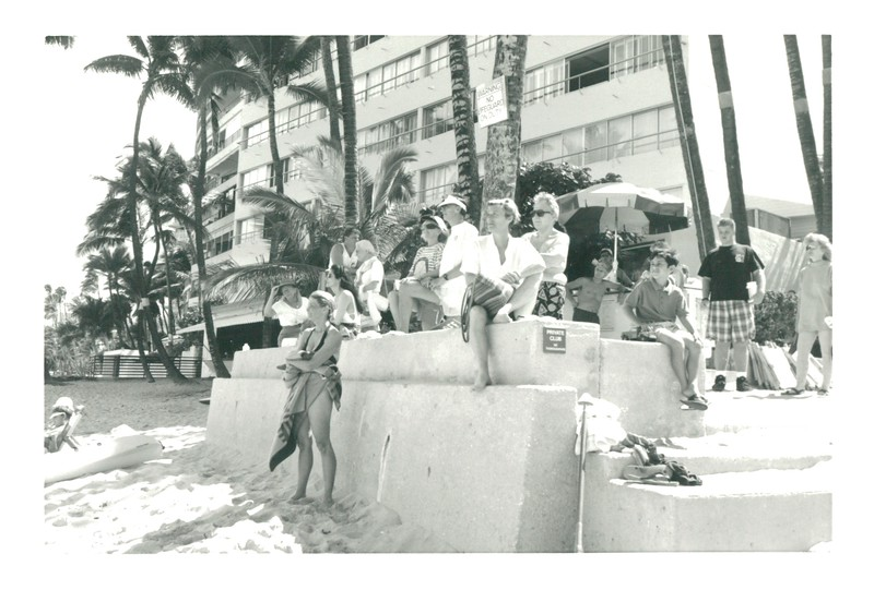 1990 Memorial Day Service
