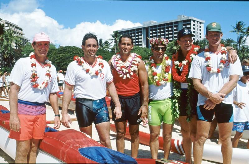 1990 Molokai Hoe