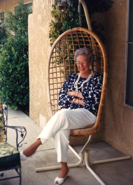1990 Josephine Hopkins Garner