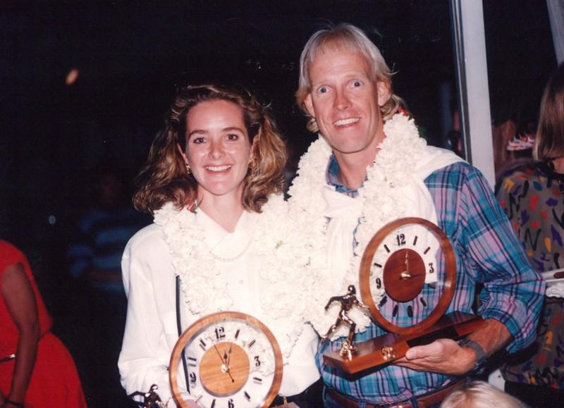 1990 Running Awards Party 3-3-1990