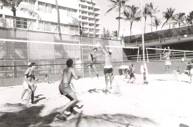 1990 Summer Volleyball Tournaments