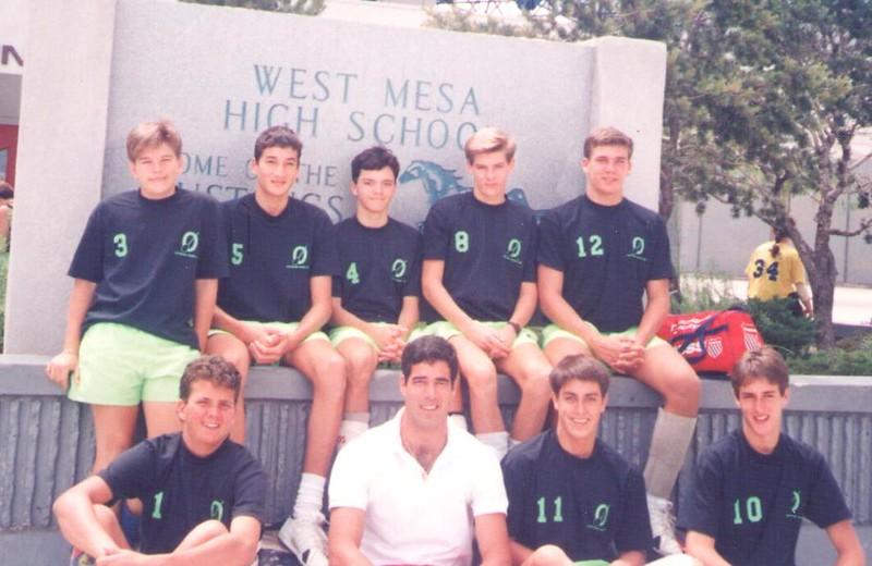 1990 USAV Junior Olympics 6-28-1990