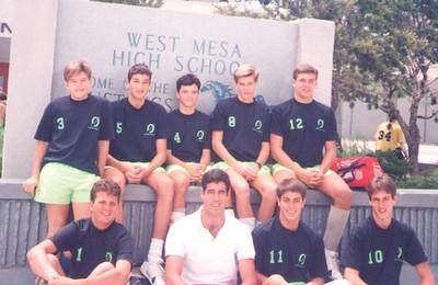 1990 Volleyball