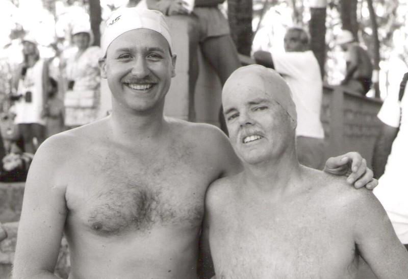 1990 Waikiki Roughwater Swim