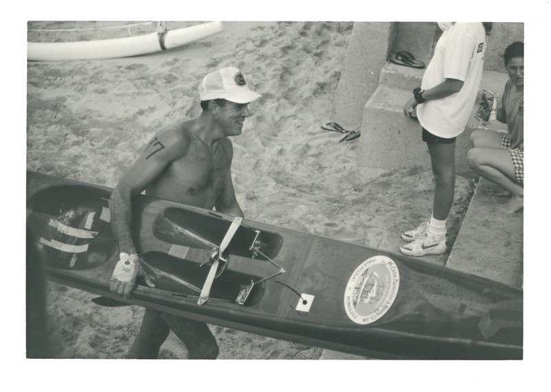 1990 Winter Ocean Kayak/OC1 Races