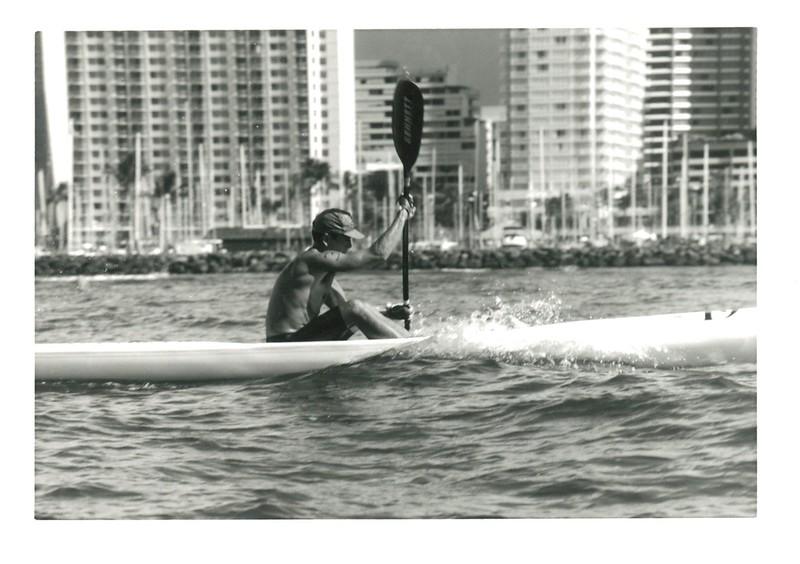 1990 Winter Ocean Kayak/OC1 Races
