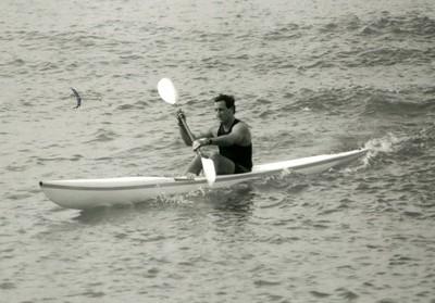 5th OCC  Kayak Race 1-27-1990
