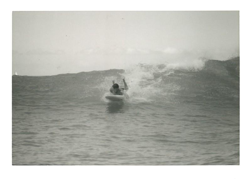 1990 Cline Mann 5K Paddleboard Race