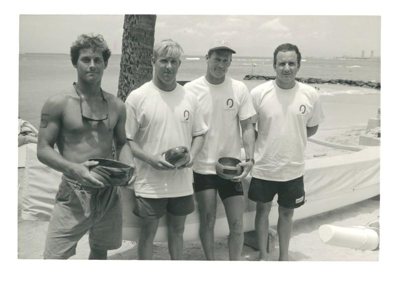 1994 Cline Mann 5K PB Race