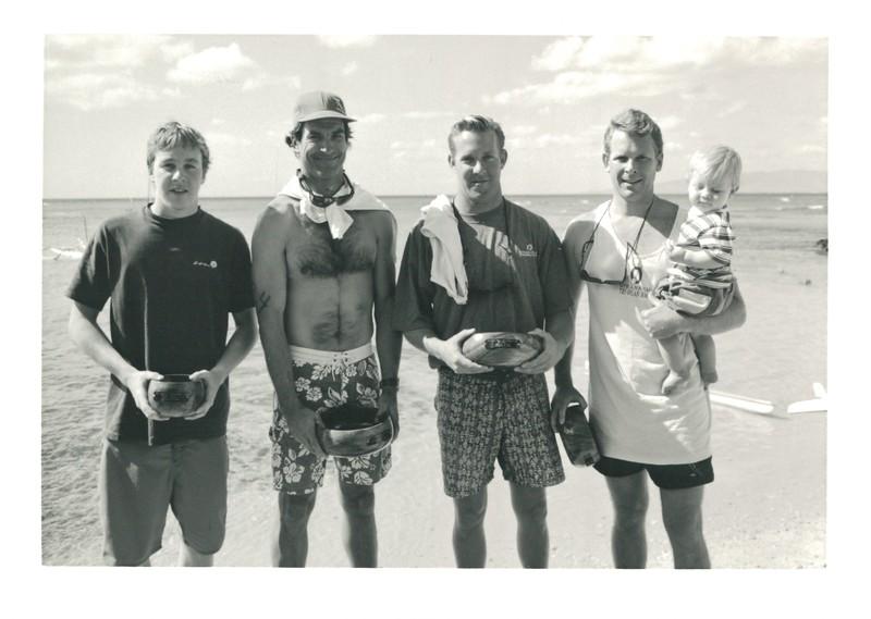 1994 Winter 10K Paddleboard Race