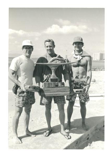 1994 Winter Ocean 10K Paddleboard Race