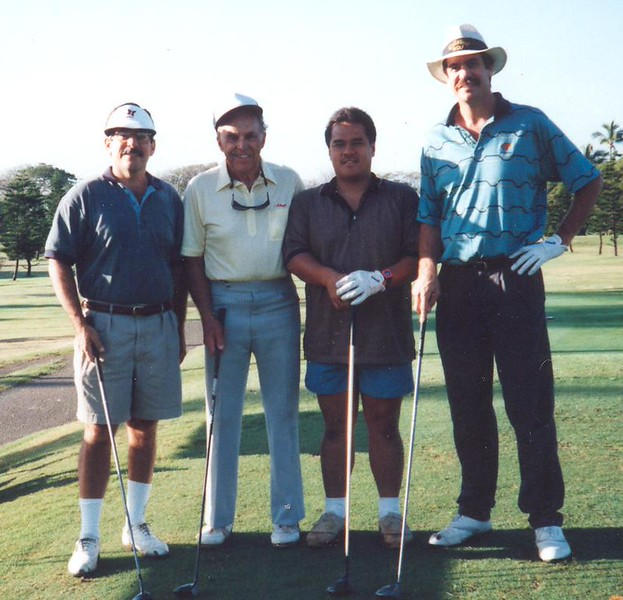 1994  Stroke Play Tournament 2-9-1994
