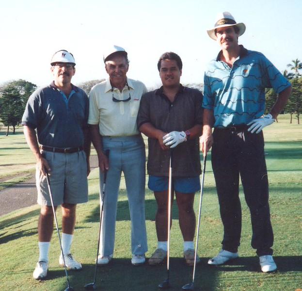 1994  Stroke Play Tournament 2-9-1994