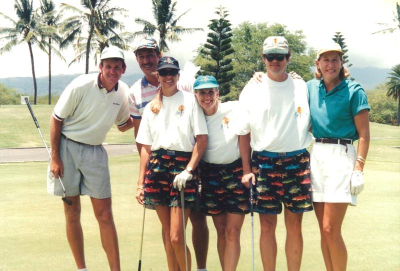 1994 Paddler's Golf Tournament
