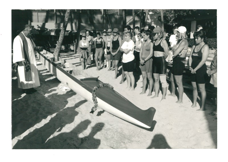 1994 Kalehuawehe Canoe Blessing