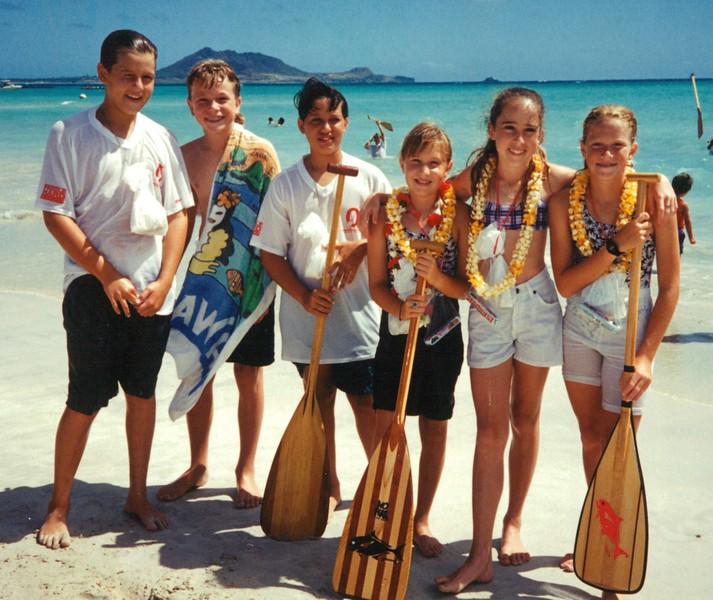 1994 Kamehameha Regatta
