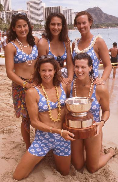 Outrigger Canoe Club 1994