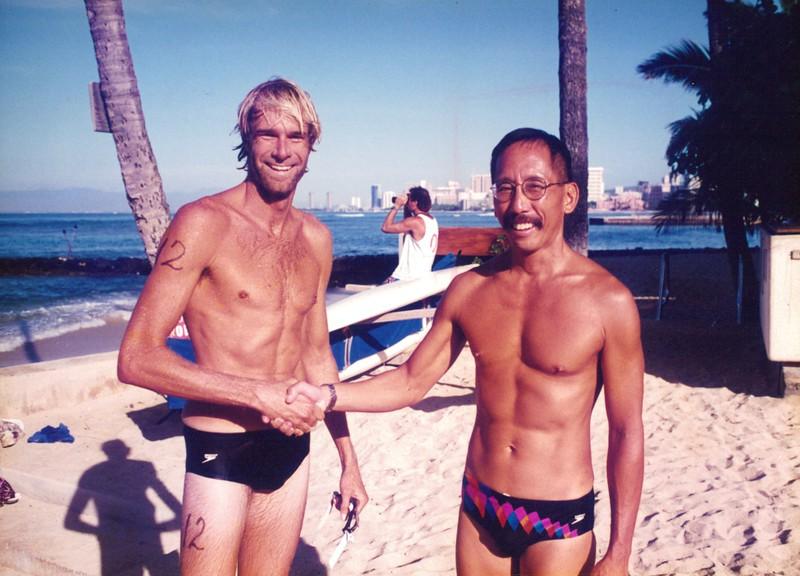 1994 Outrigger Biathlon