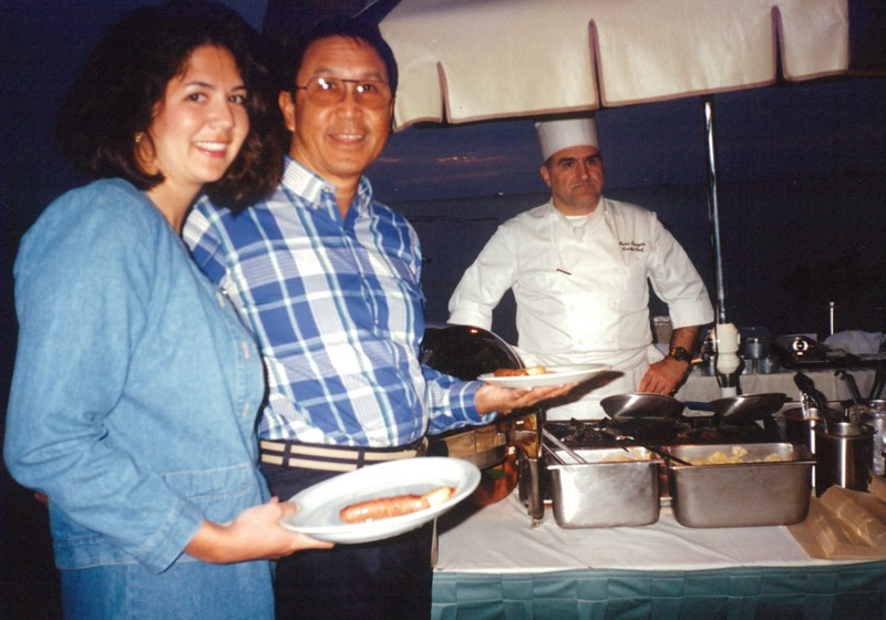 1994 Showcase of Chefs