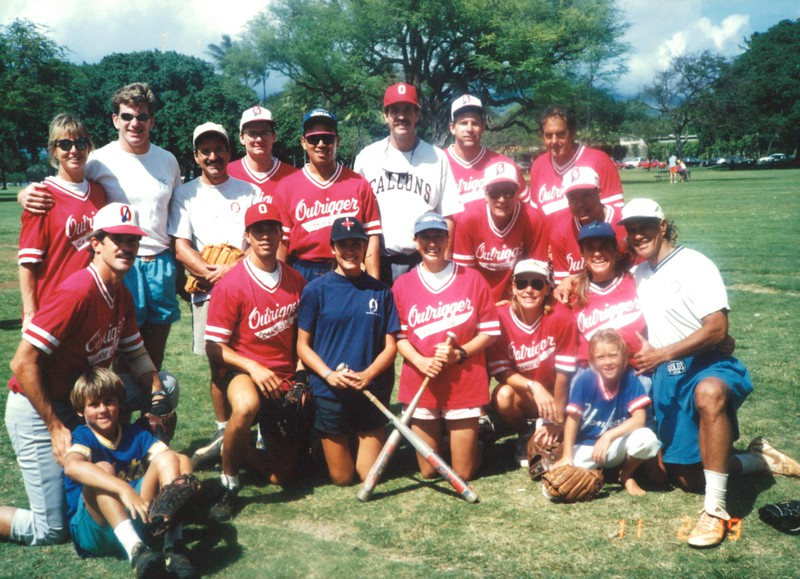 1994 OCC Coed Softball