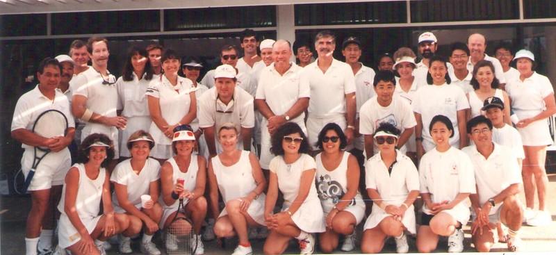 1994 Breakfast at Wimbledon