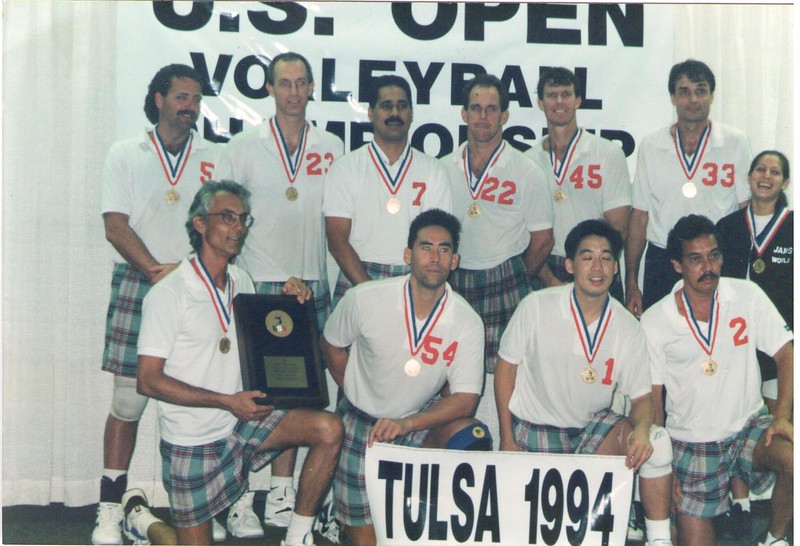 1994 USAV National Championship Men 35