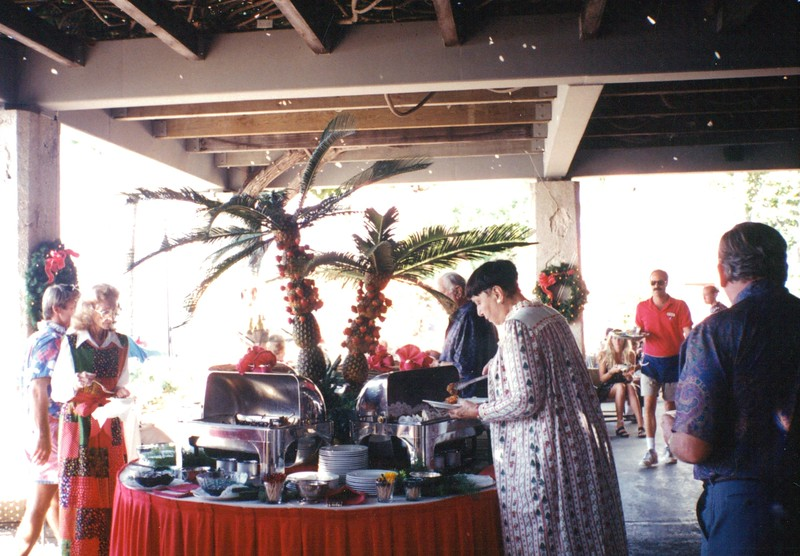 1994 Christmas Day Party