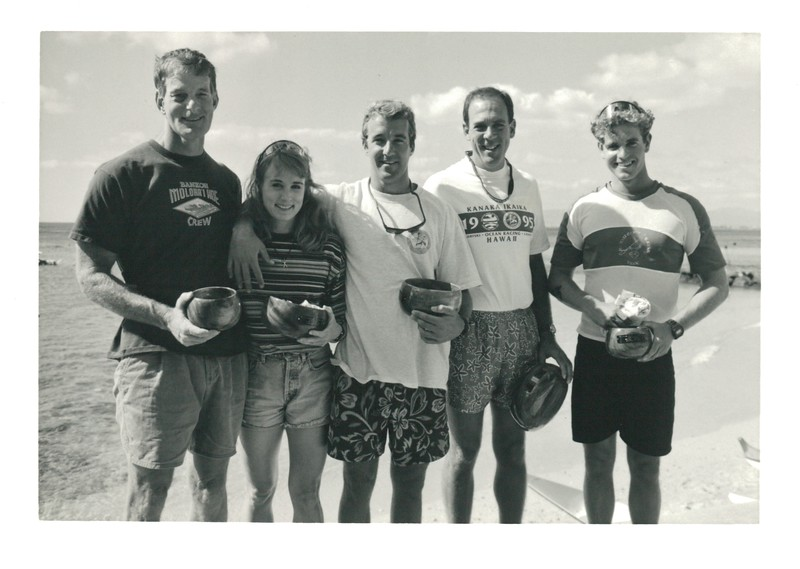 1994 Winter Tri Ocean Races