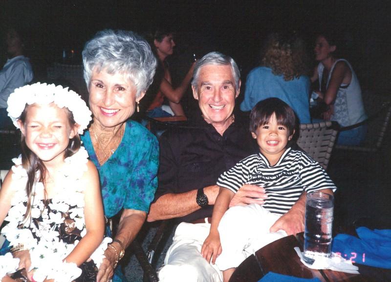 1994 Dinner on the Hau Terrace