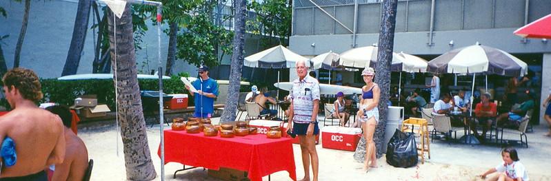 1994 OCC Summer Surf Paddleboard Race